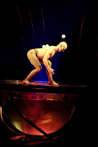 Laurence Labat • Cirque Du Soleil