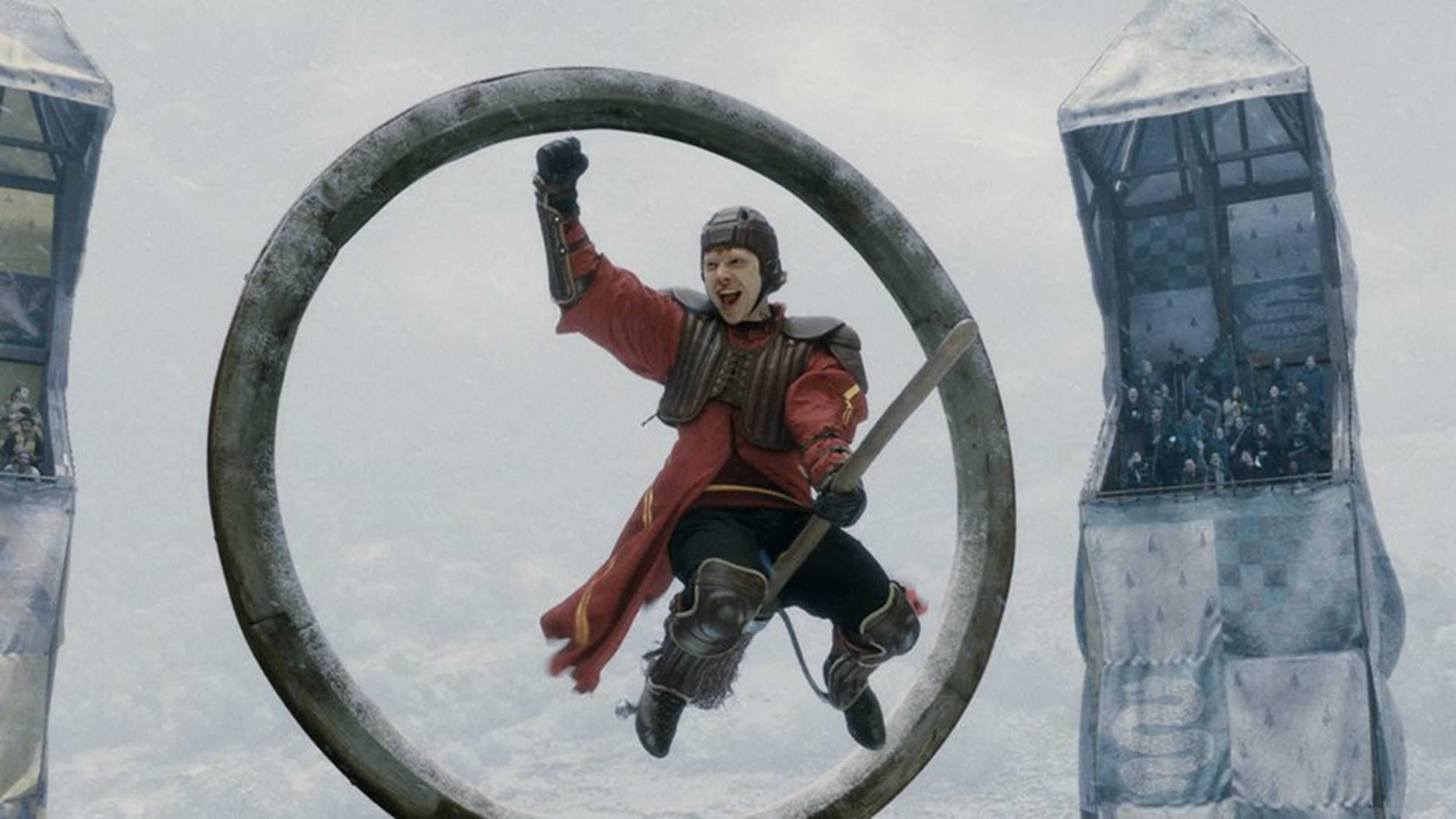 Quidditch Casts Spell Over Intramurals