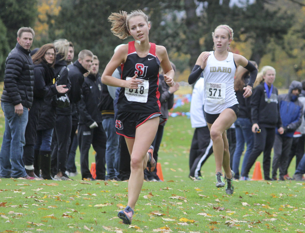 Wac-ky Wind Can't Stop Cross Country