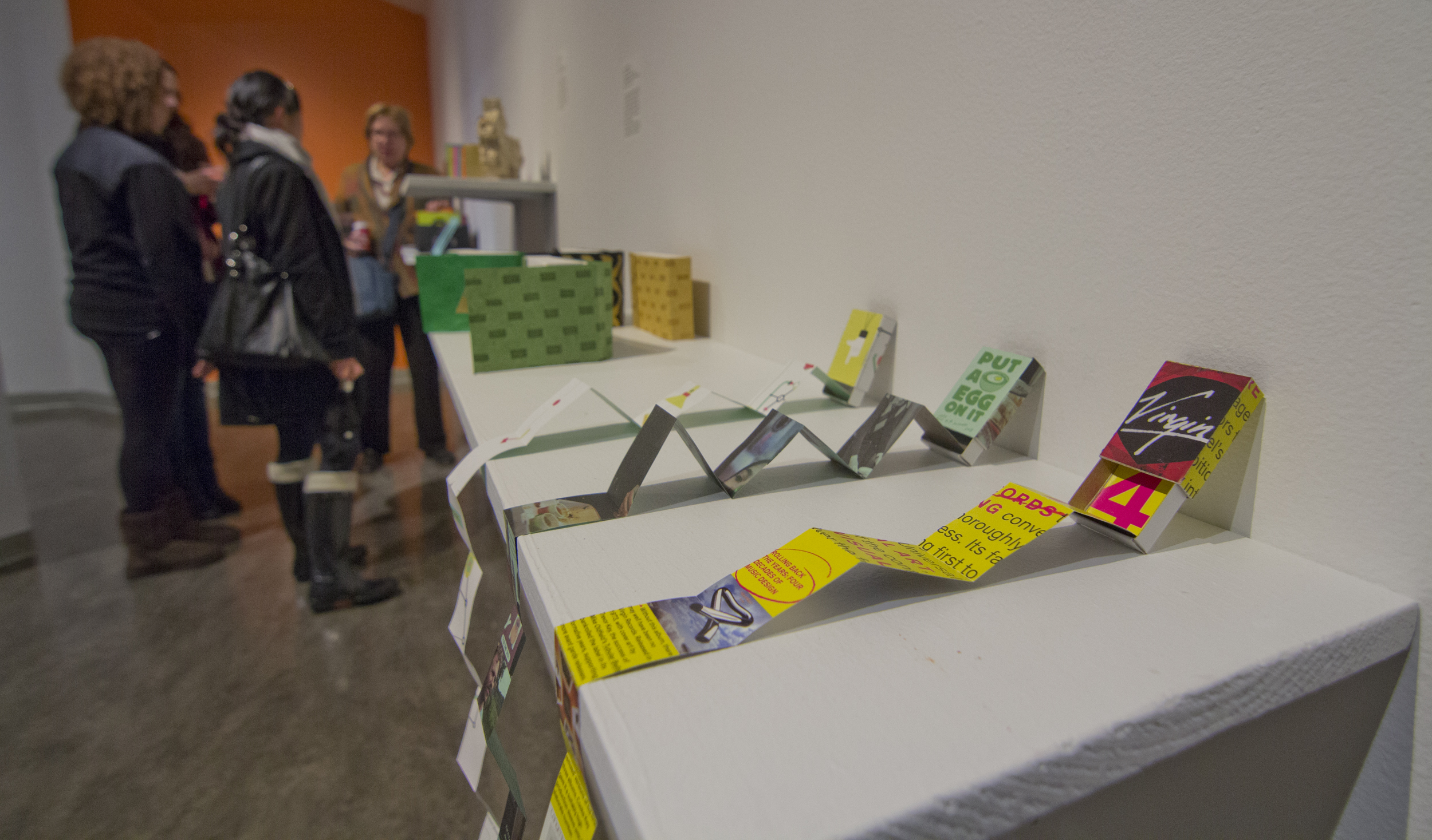 Italian Book Art Binds Seattle U's Hearts