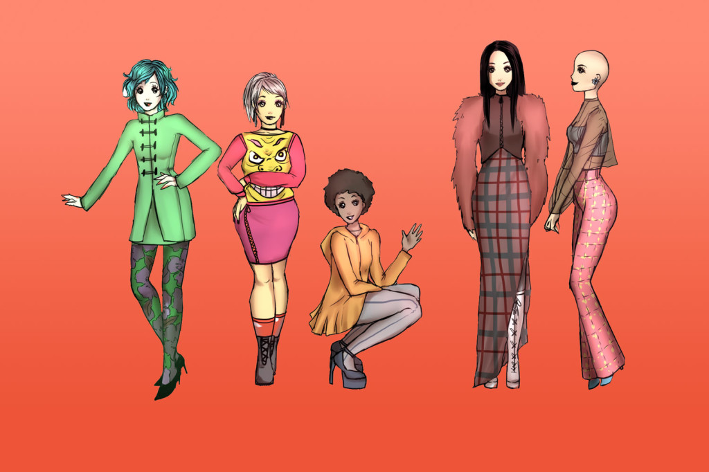 Winter 2014 Fashion