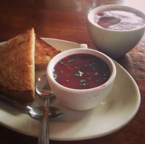 The Mouthful: Lunch at Blackbird Bakery
