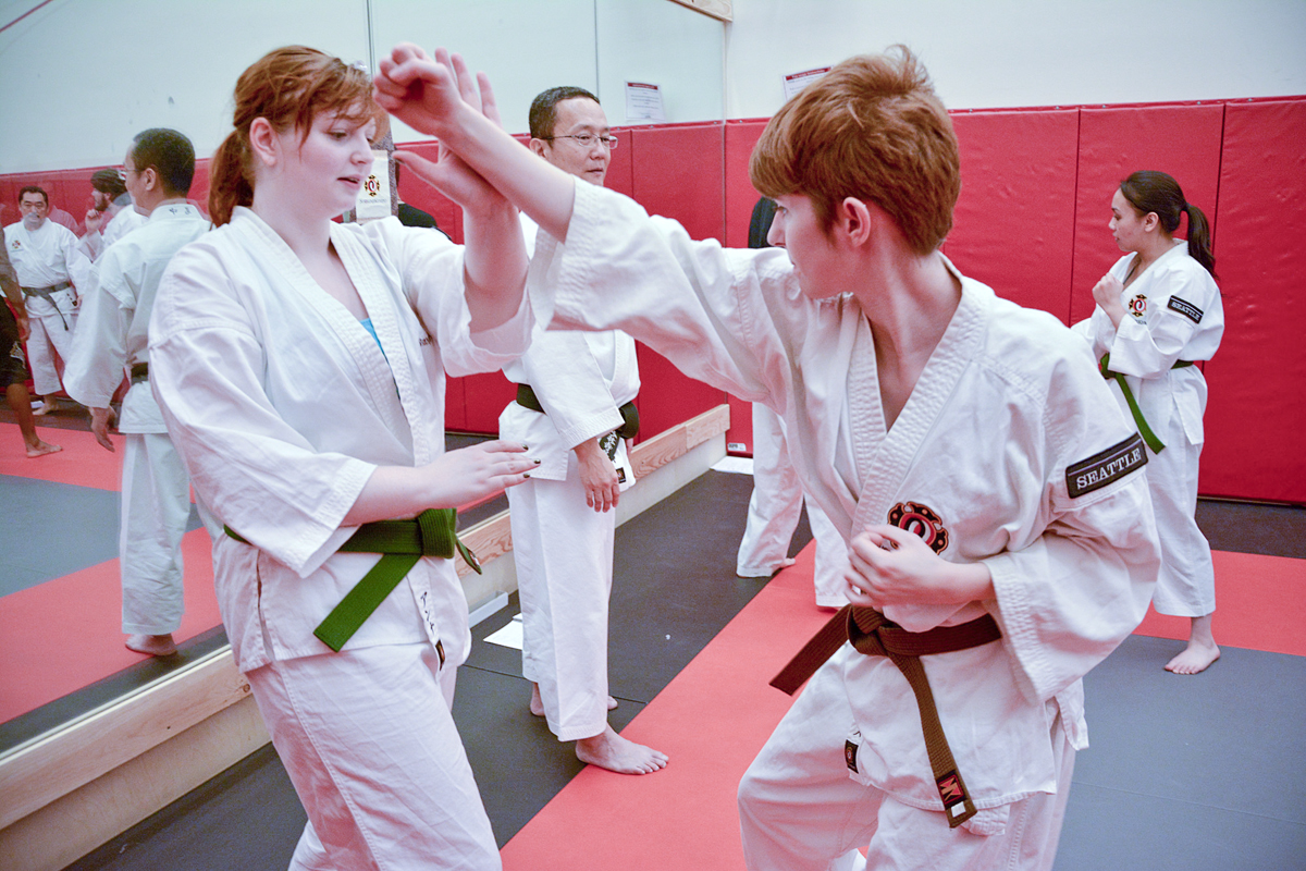 SU Seeks Protection Through Self-Defense