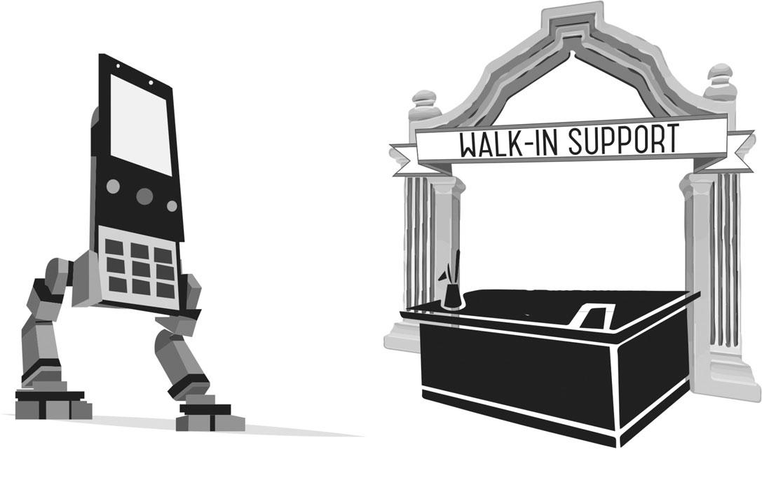 SU Tech Gives The 'Genius Bar' Model a Shot