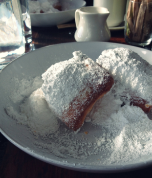 The Mouthful: Check Out Roux's Beignets