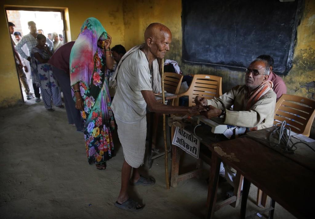 APTOPIX India Elections
