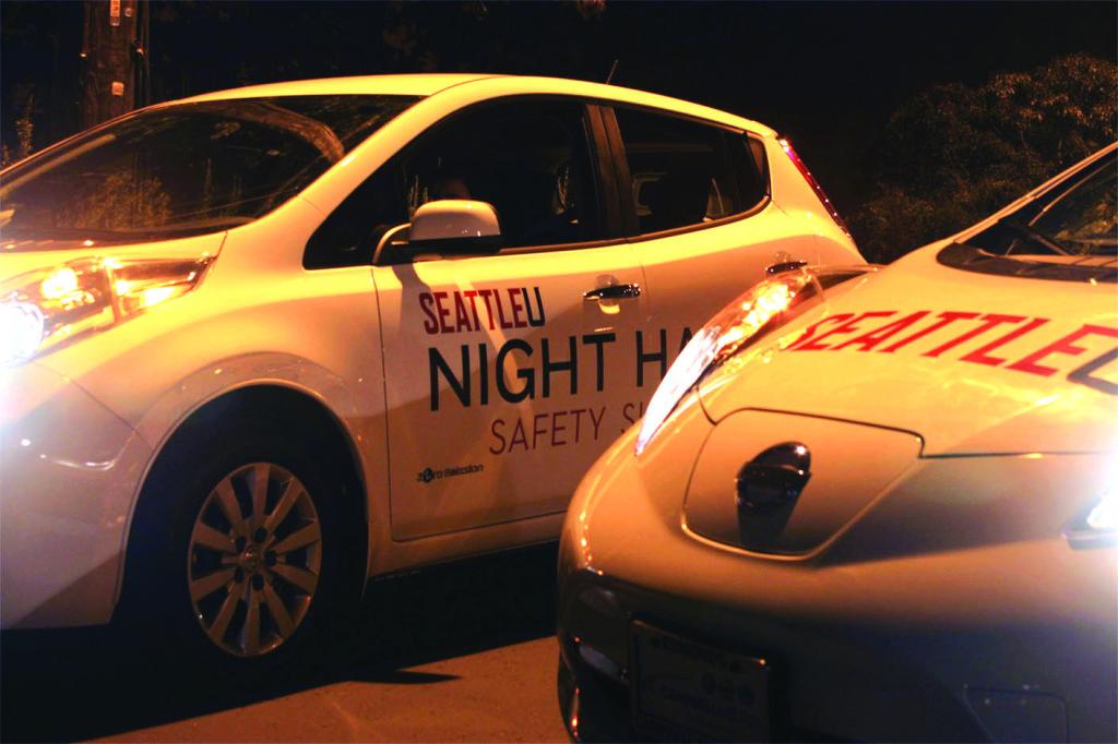 Nighthawk+Rolls+in+Nissan+Leafs