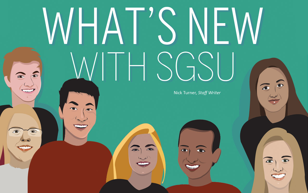 What's New With SGSU