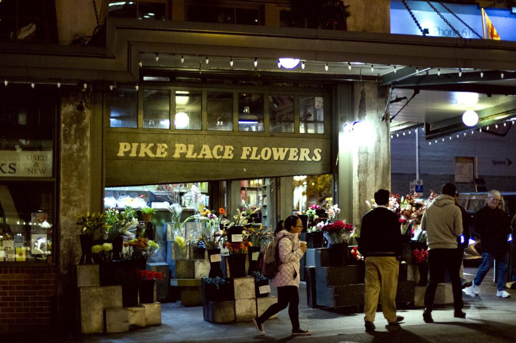Last weekend, Pike Place Market held their