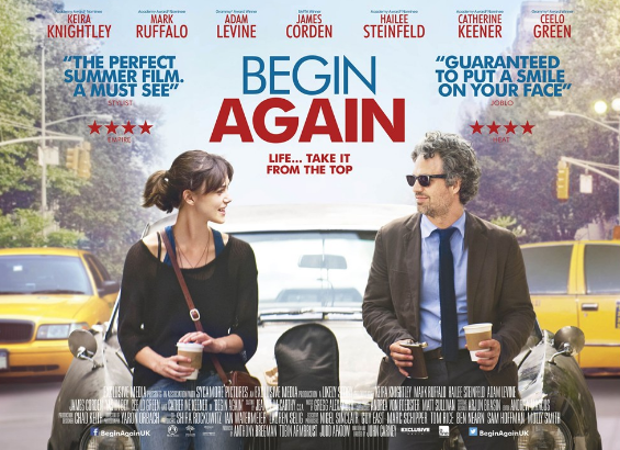 Movie of the Week: Begin Again