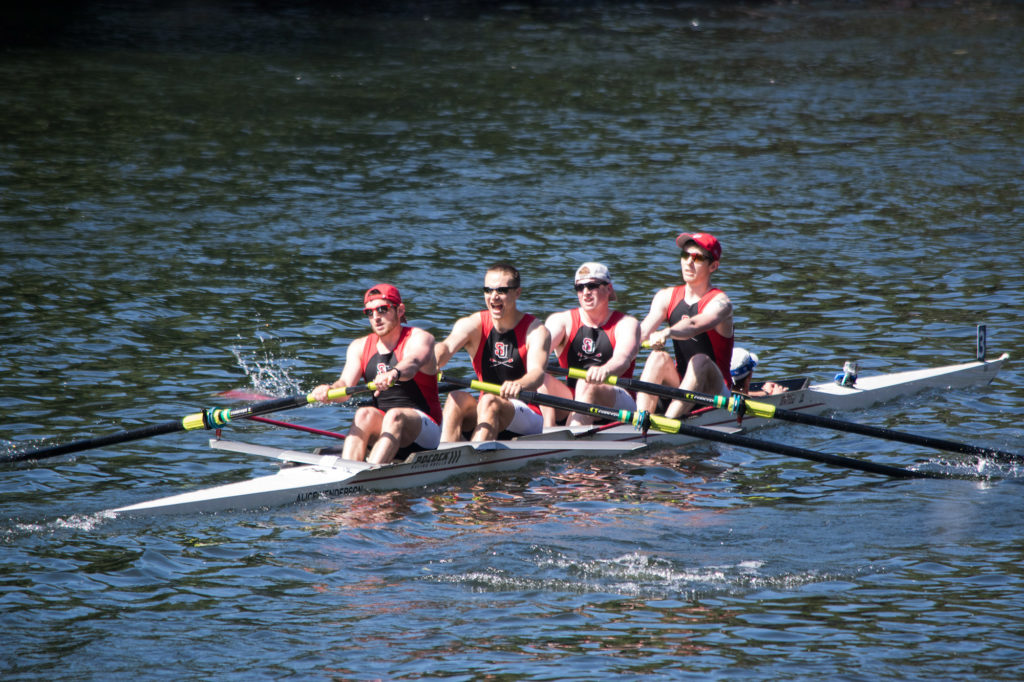 Seattle U Rowing teams competed in the Windemere Cup at University of Washington over the weekend