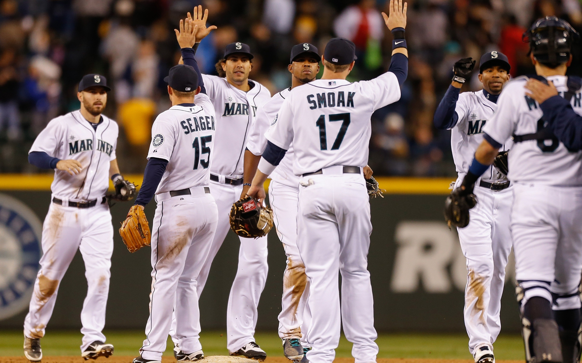 Mariners Fighting for a Playoff Spot