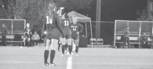 Women's Soccer Clinches Regular Season WAC Title