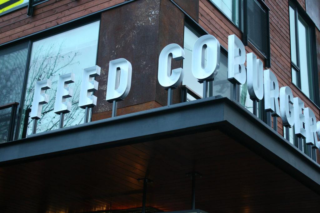 Feed Co. is located near campus on 24th Ave. and E Union St. |Samira Shobeiri