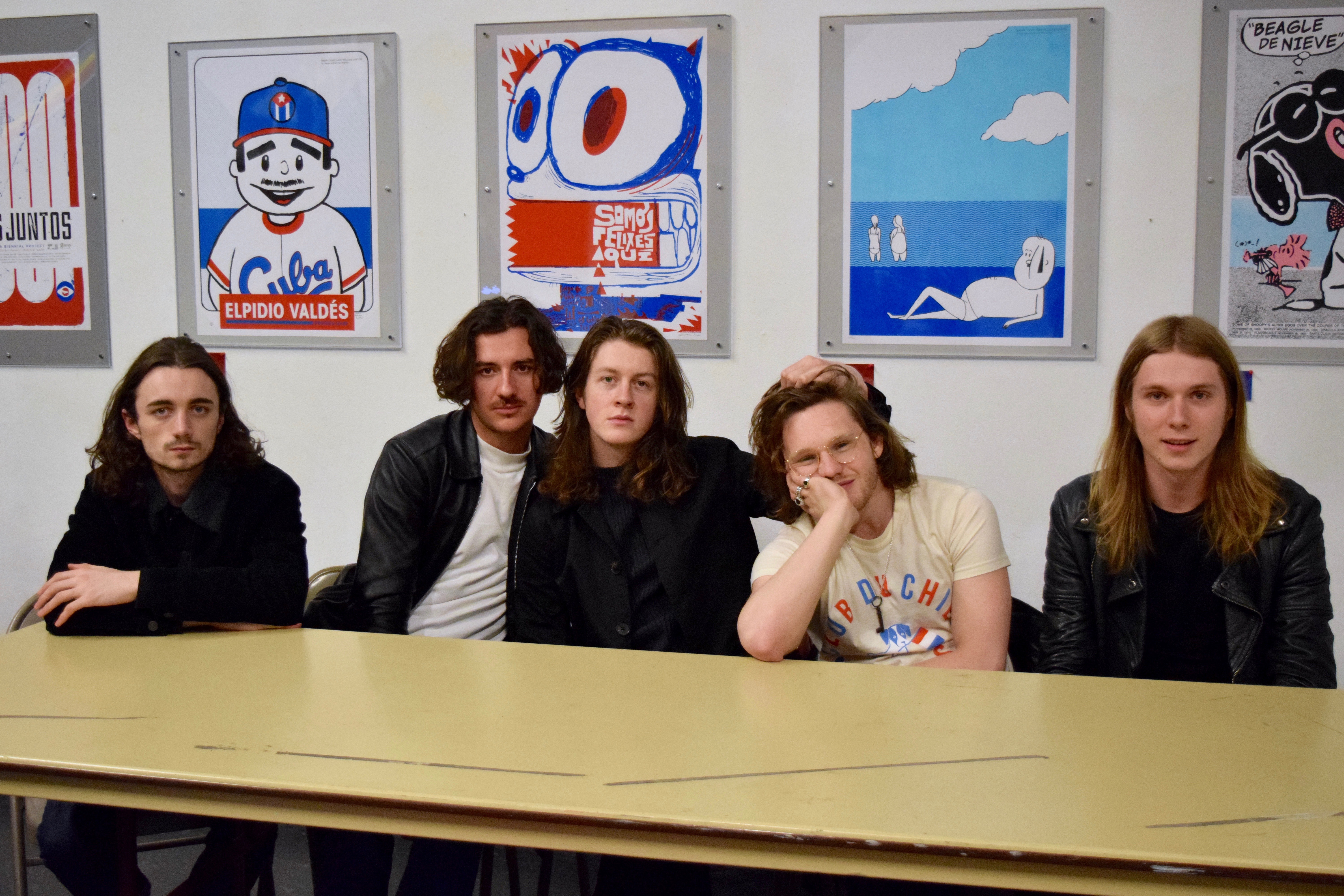 British Blossoms Play on American Soil