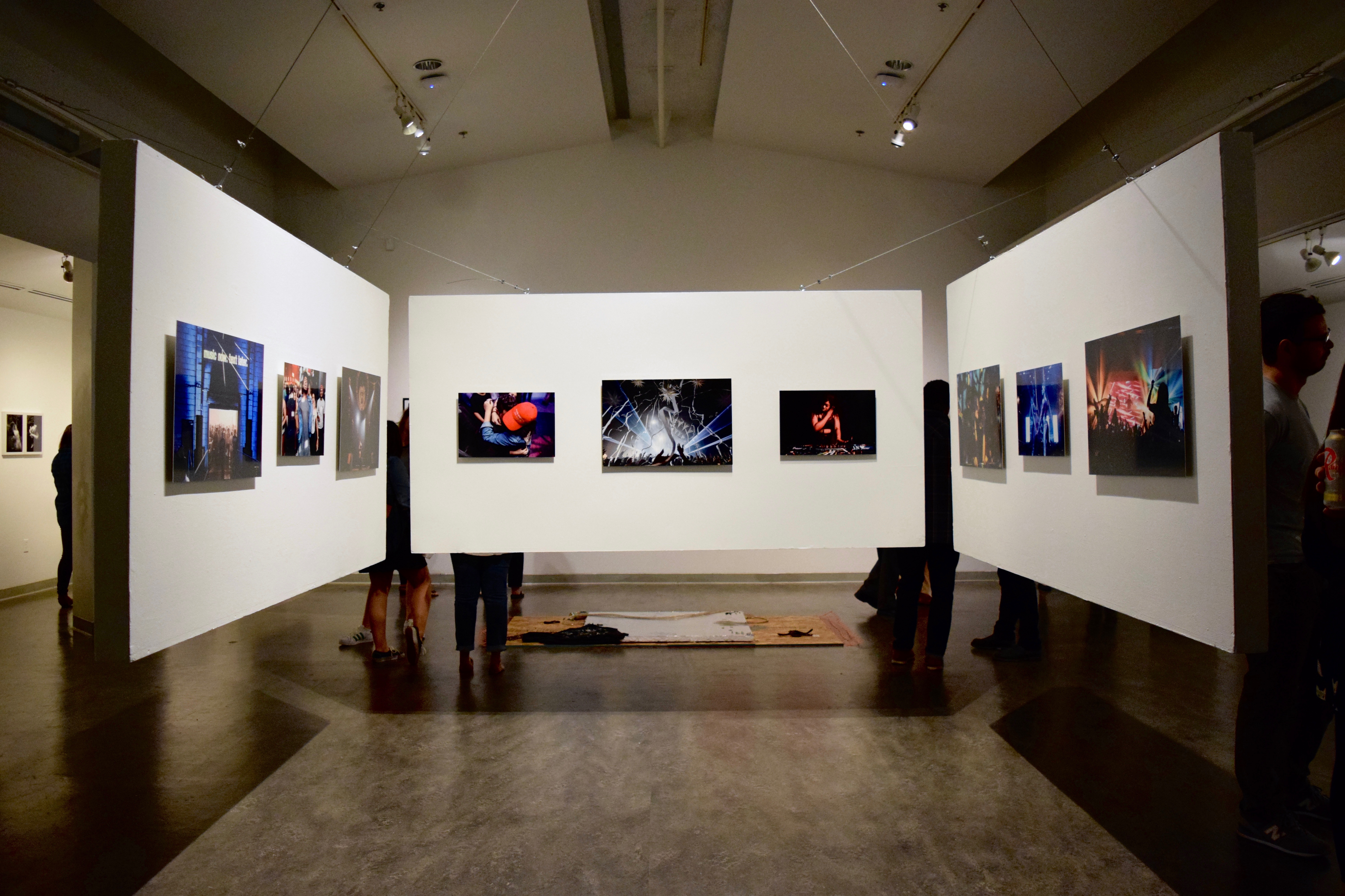 The BFA Photography Exhibition is publicly available during the Fine Arts Building's hours of operation and will be on display until Friday, June 9.