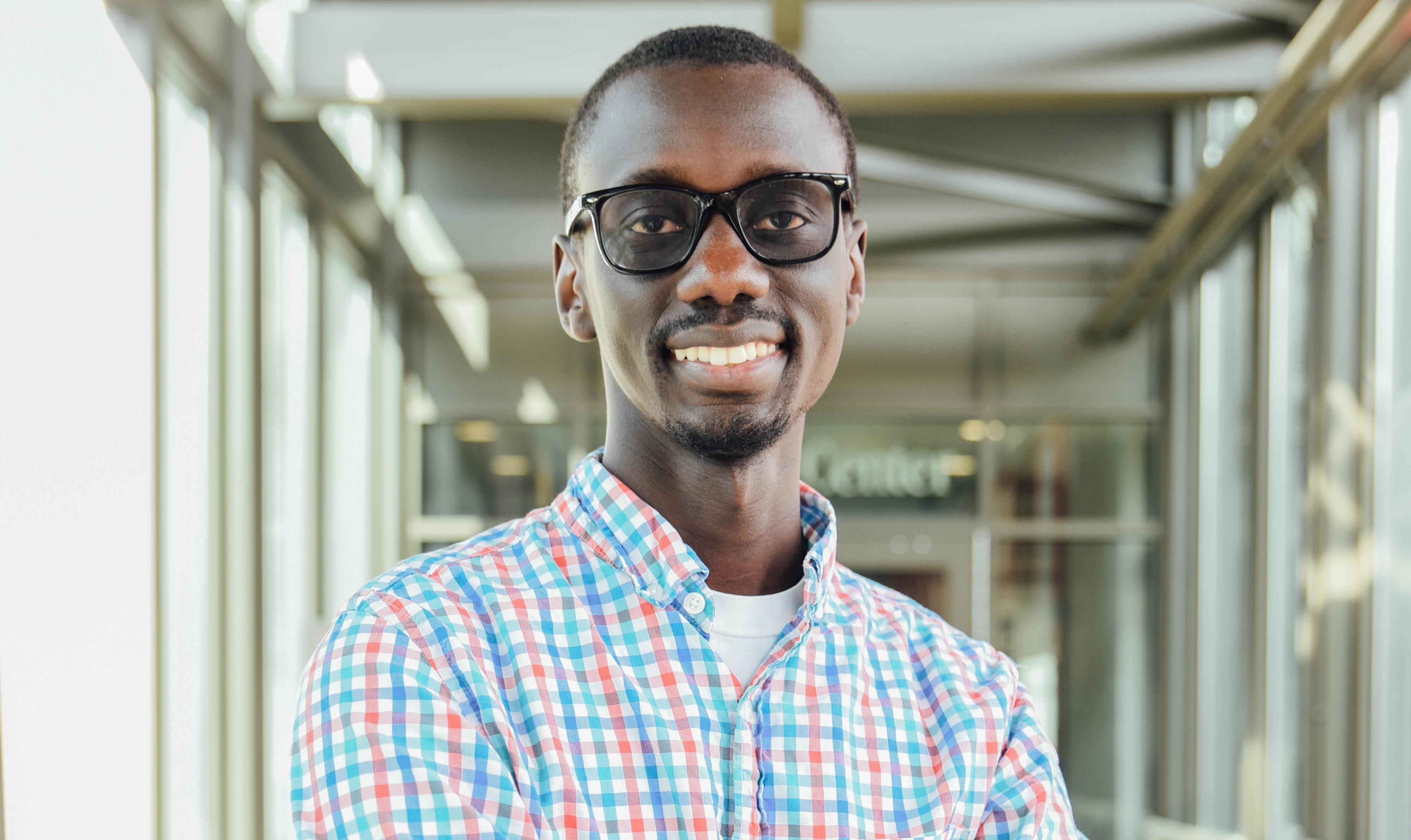 Student Body President Pa Ousman Jobe Seeks Inclusivity and Communication