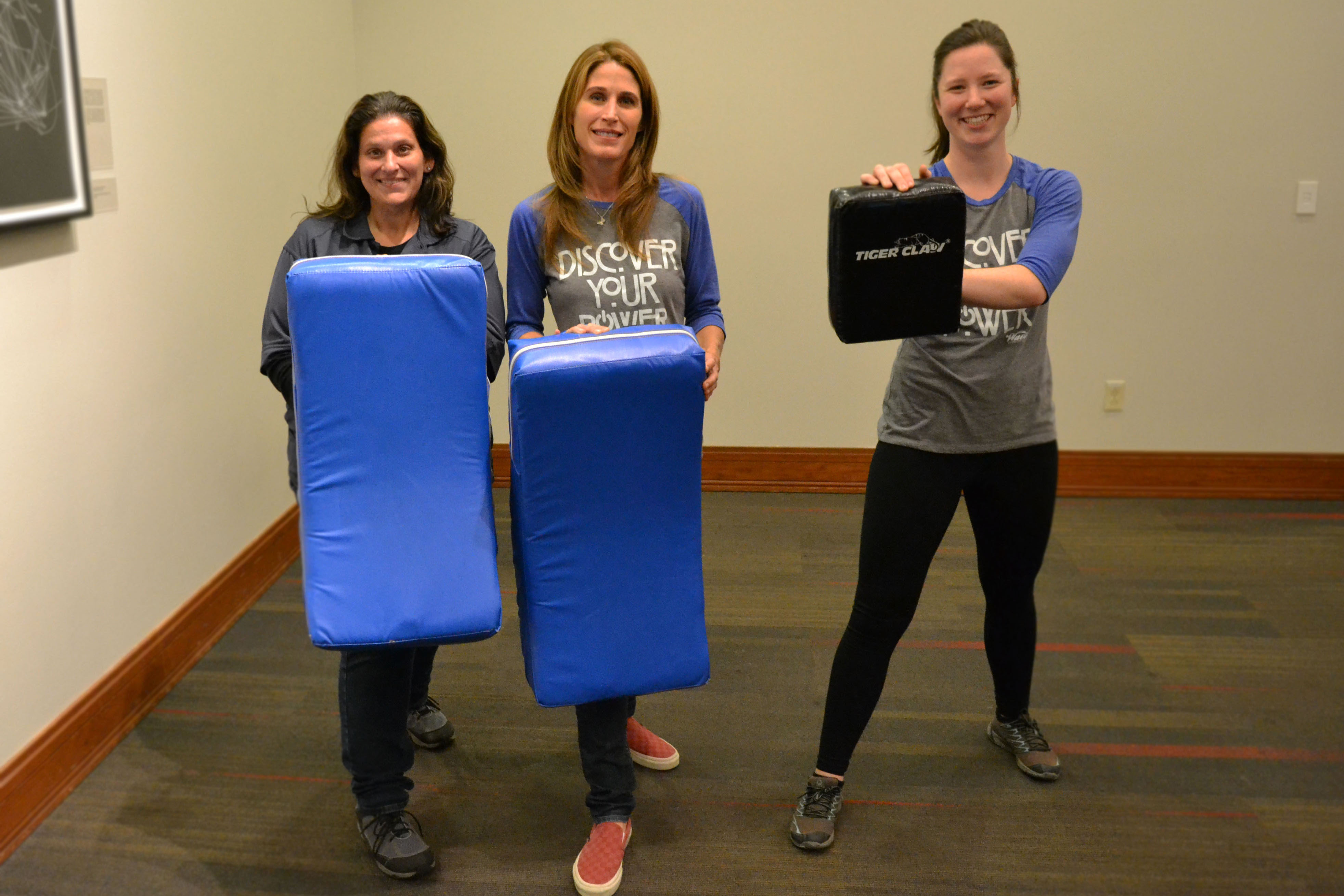 Self Defense Workshops Empower Students at Seattle U