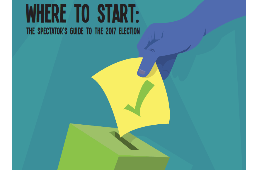 Where to Start: The Spectator's Guide to the 2017 Election