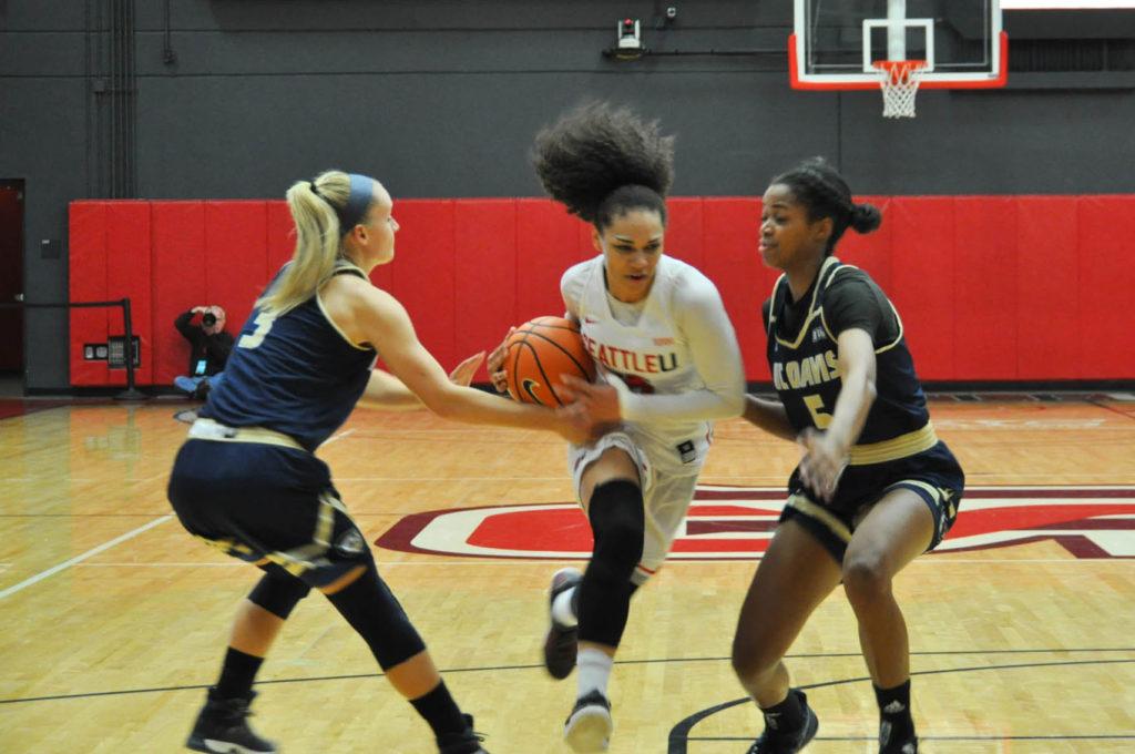 Women's Basketball Player To Watch: Kamira Sanders