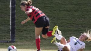 Women's Soccer Falls in Fifth Straight WAC Finals