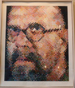 University Removes Chuck Close Self-Portrait Amidst Harassment Allegations