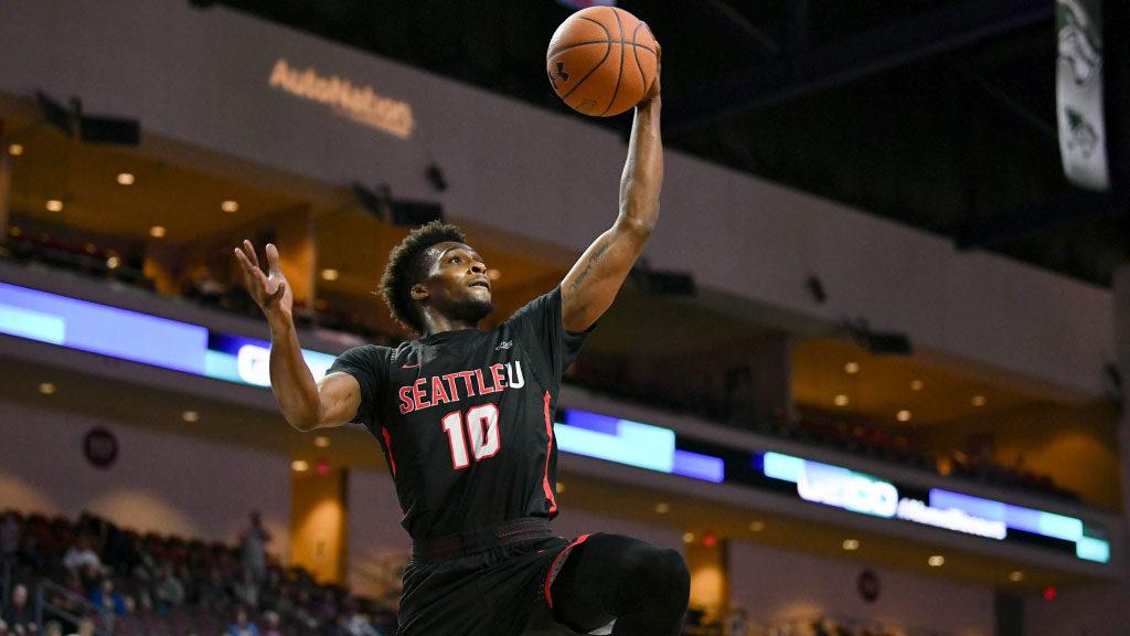 Image courtesy of Sarah Finney, Seattle University Athletics