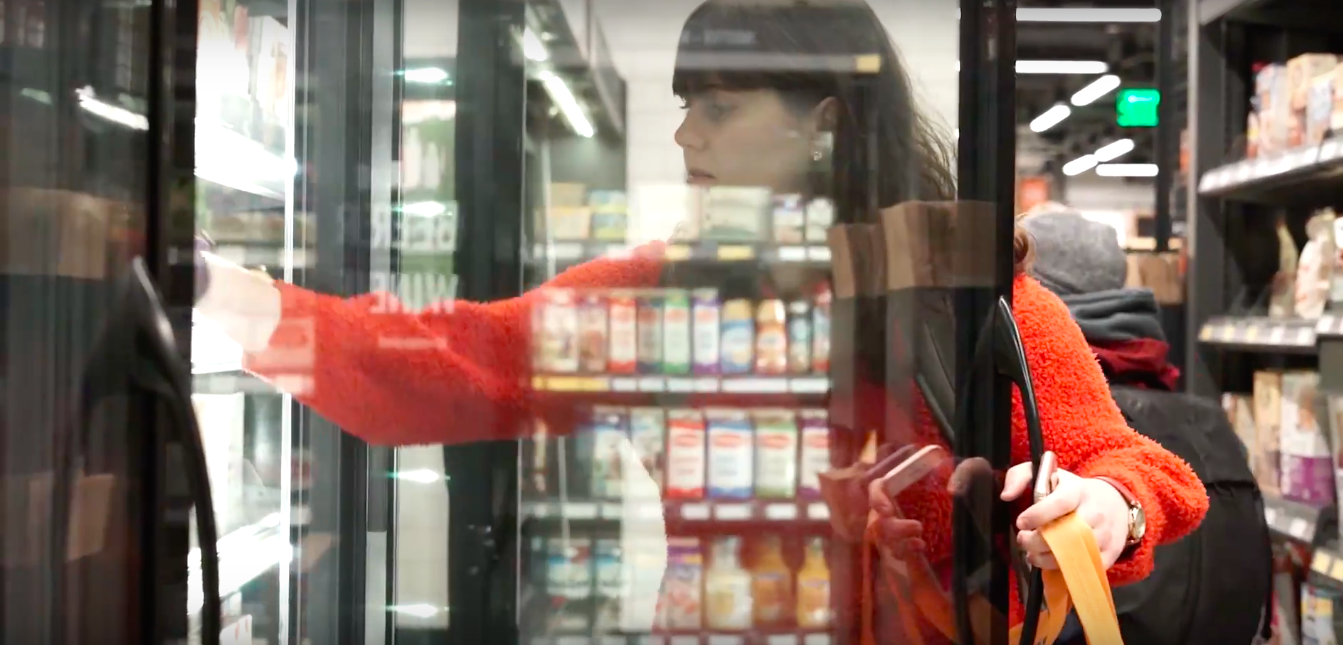 Amazon Go: Groceries With No Strings Attached