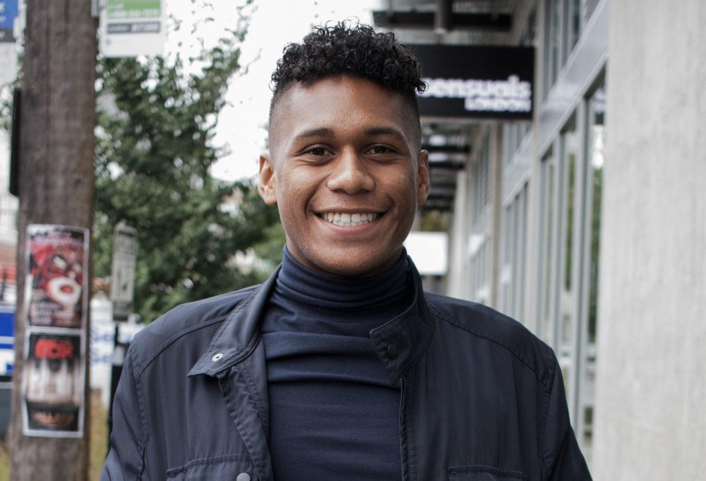 Student, Athlete, New SAAC President: Ivory Randle IV