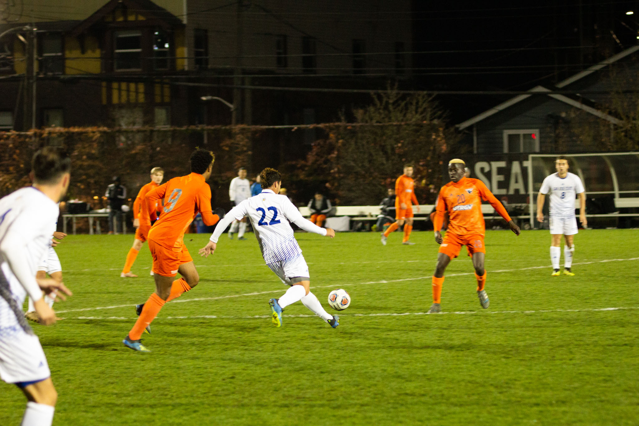 Men's Soccer Suffers Heartbreaking First Round WAC Exit