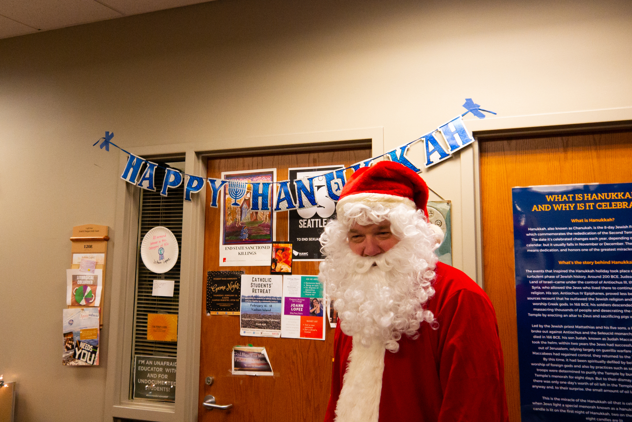 A Multicultural Affair: The Many Ways Seattle U Students Spend the Holidays