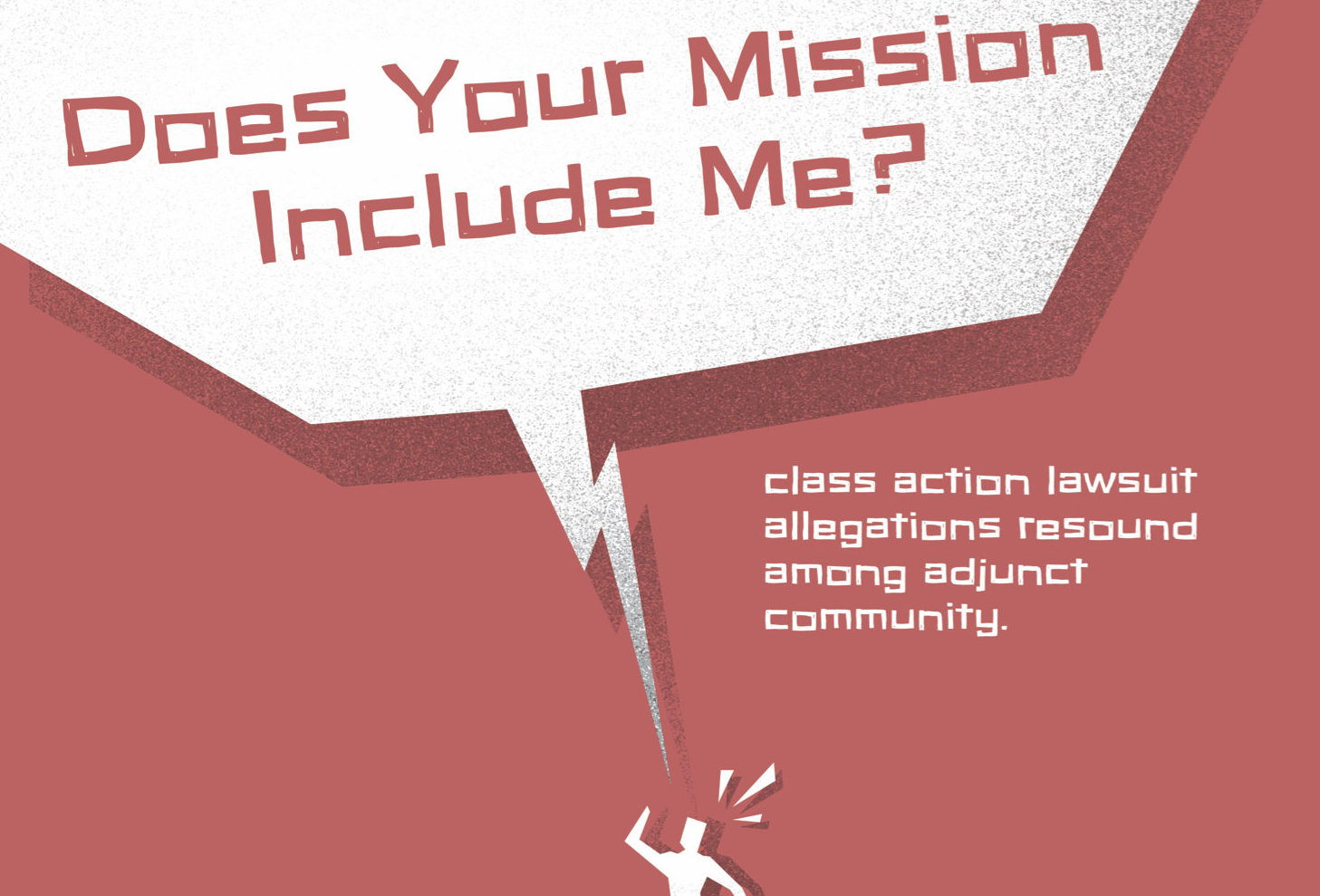 Lawsuit Allegations Resound Among Adjunct Community