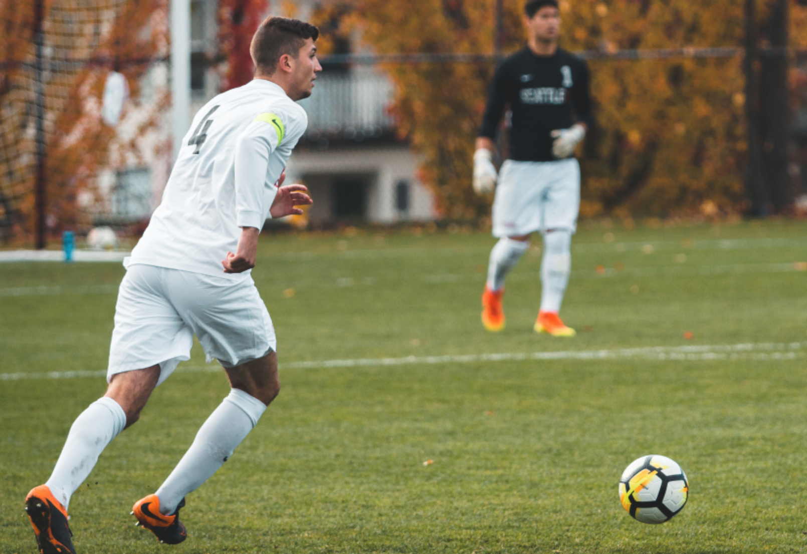 Nathan Aune was the 50th choice in the MLS draft.