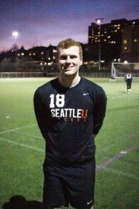 Goalkeeper Zach Nelson Joins Seattle U Men's Soccer