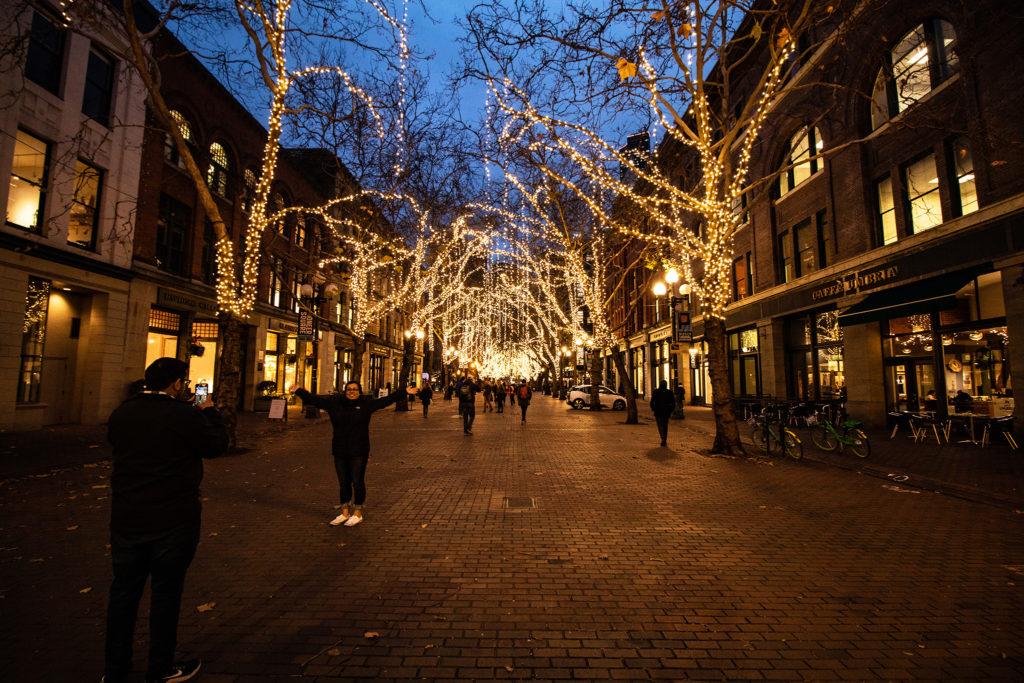 Outdoor Activities - Stay Active This Winter Quarter