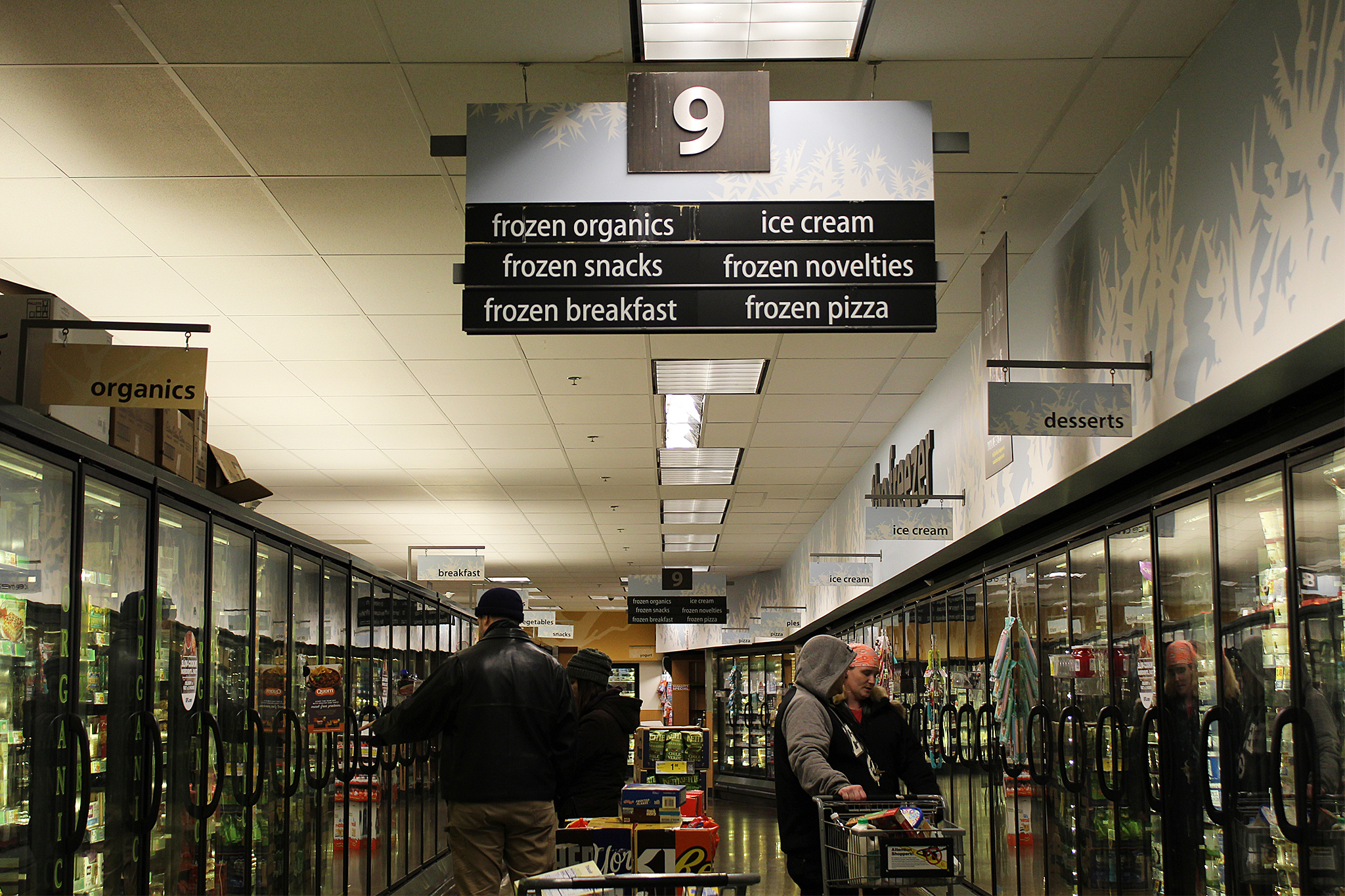 Hello Convenience: Alternatives to Grocery Shopping