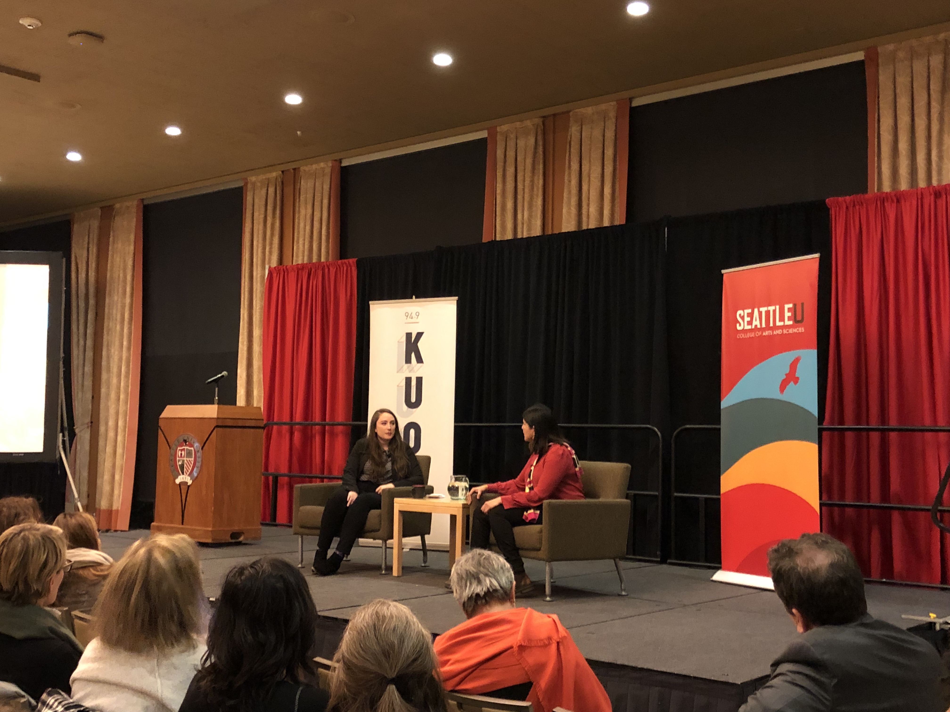 KUOW Journalist Discusses Sexual Abuse Coverage in #MeToo Era