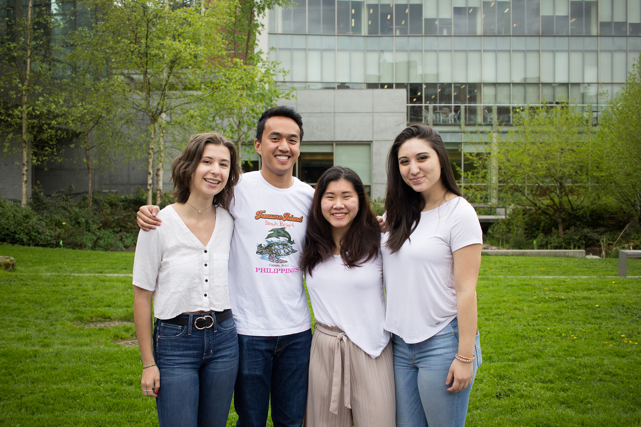 Springing Into Action: SGSU's New Representatives Begin Plans for Next Year