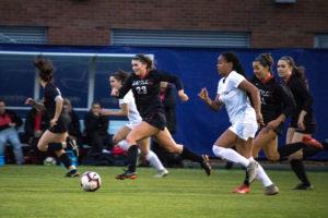 Women's Soccer Springs Into Season