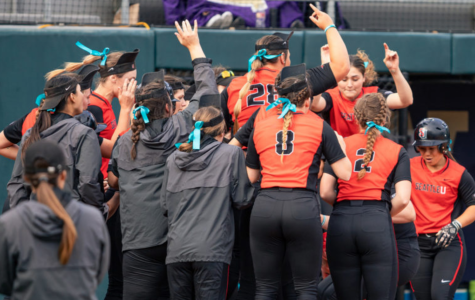 Rewriting the Record Books: SU Softball Makes History at NCAA