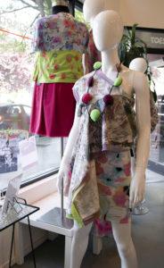 Janelle Abbott Releases Zero-Waste Fashion Line at Sassafras