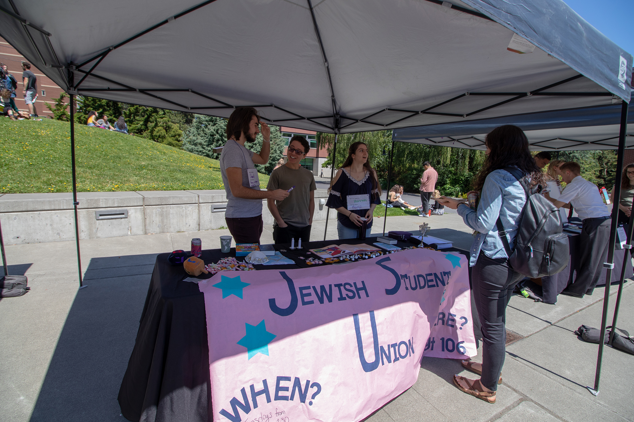 Interfaith Fair Provides Open Space for Communities of Faith
