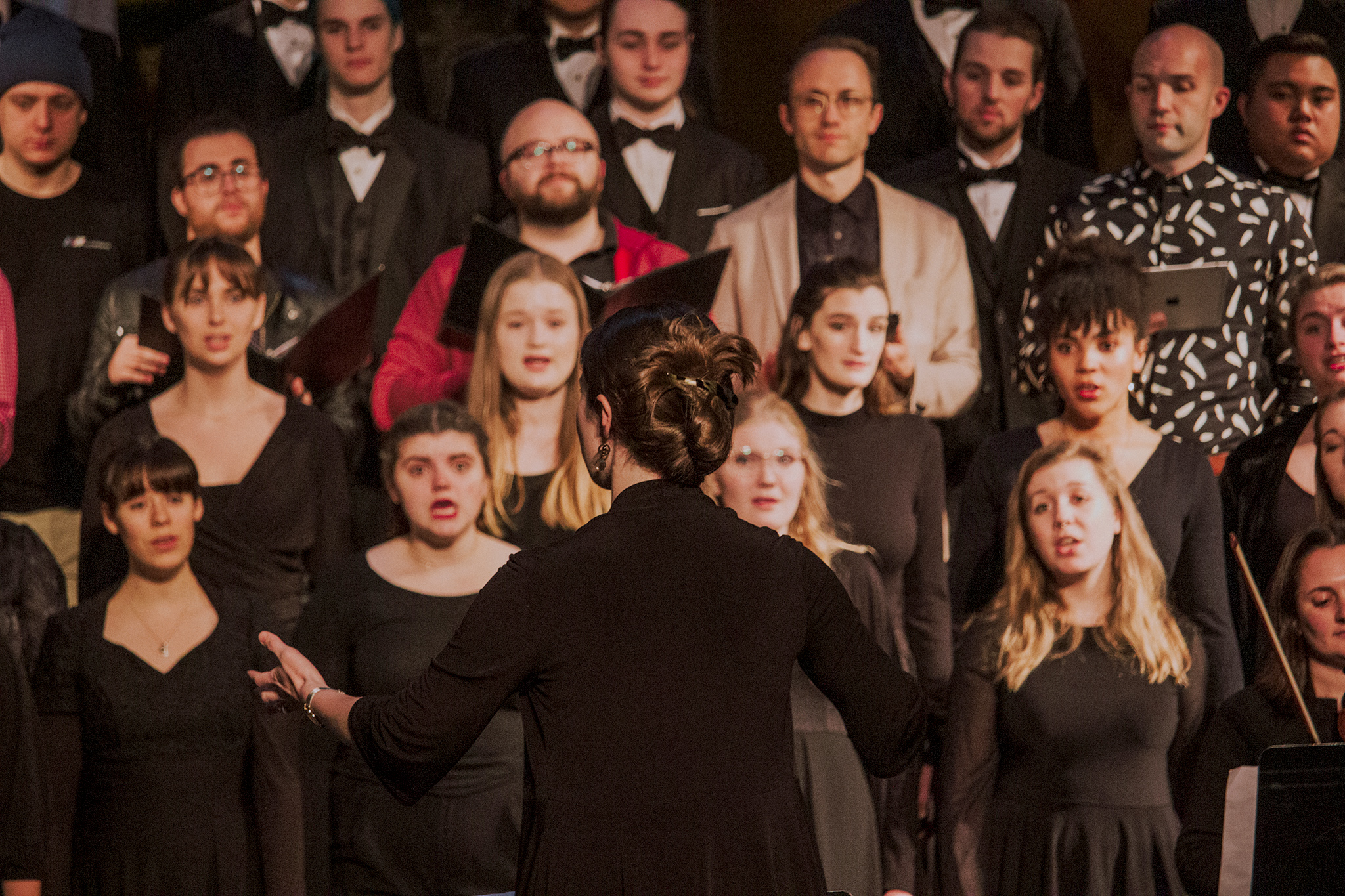 Seattle U Choirs Sing Their Way Into Spring