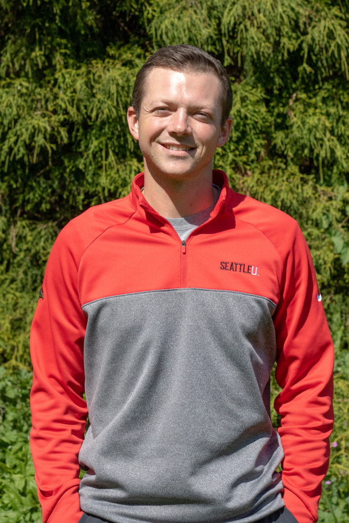 Zack Overstreet has had a distinguished career at Seattle U, starting off with being named WAC freshman of the year in golf and then shooting 6 under par 66 in  the. WAC Championship in 2017.