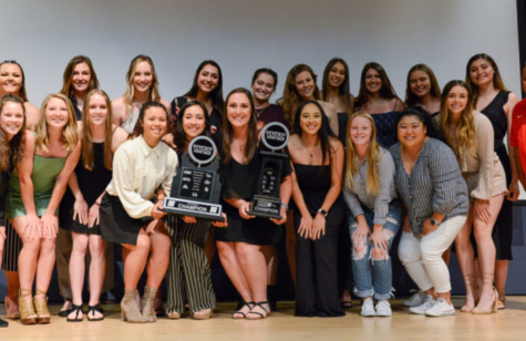 Athletics Award Show Marks End of Historic Year for Redhawks