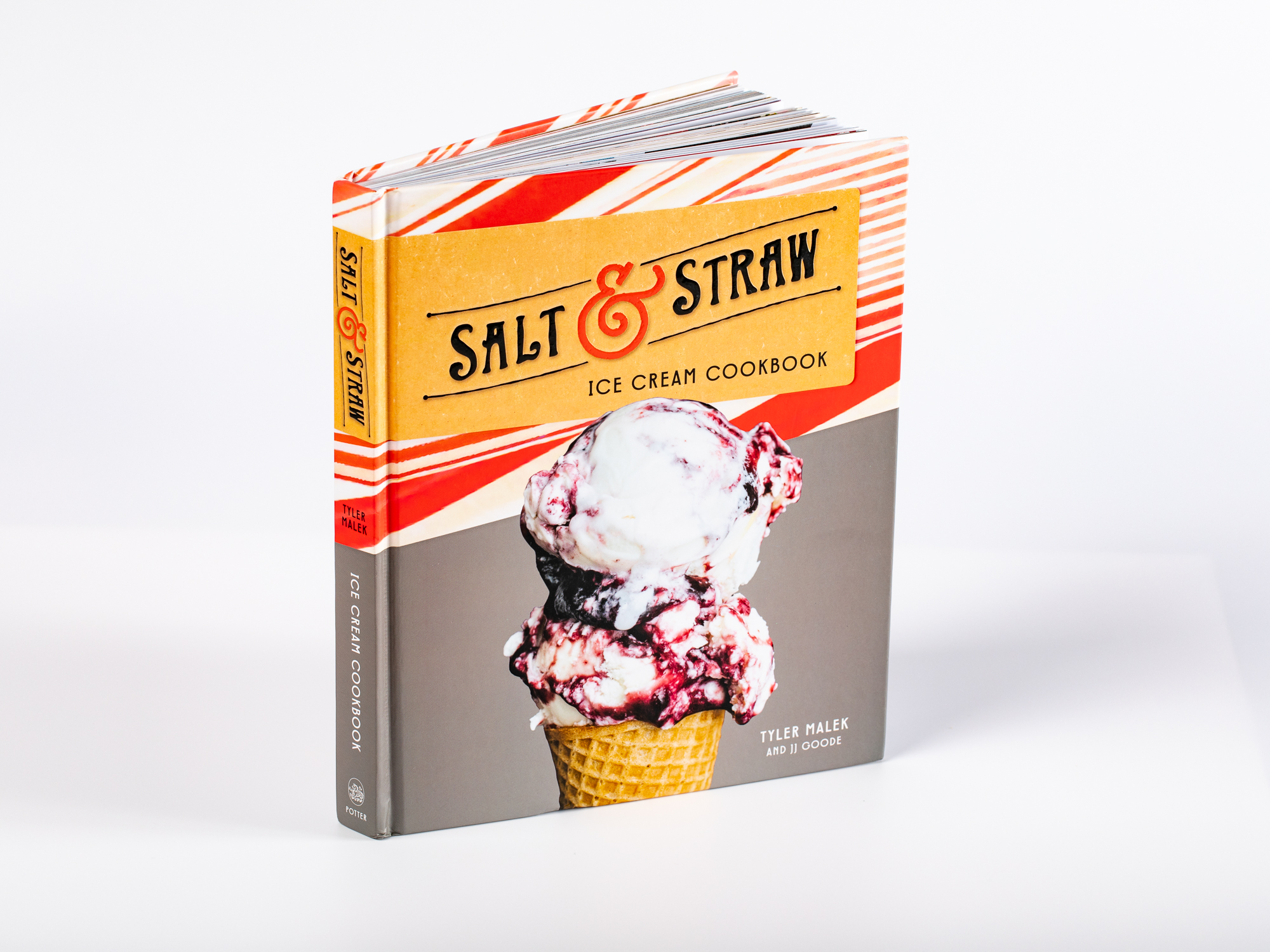 Get the Scoop on Salt & Straw's New Cookbook