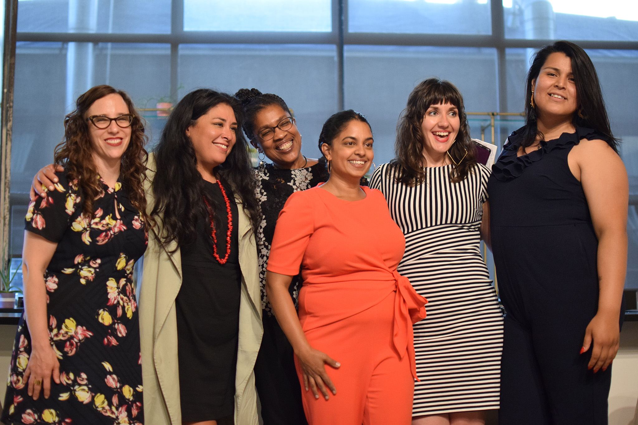Womxn Changemakers on Intersectional Advocacy at the Riveter
