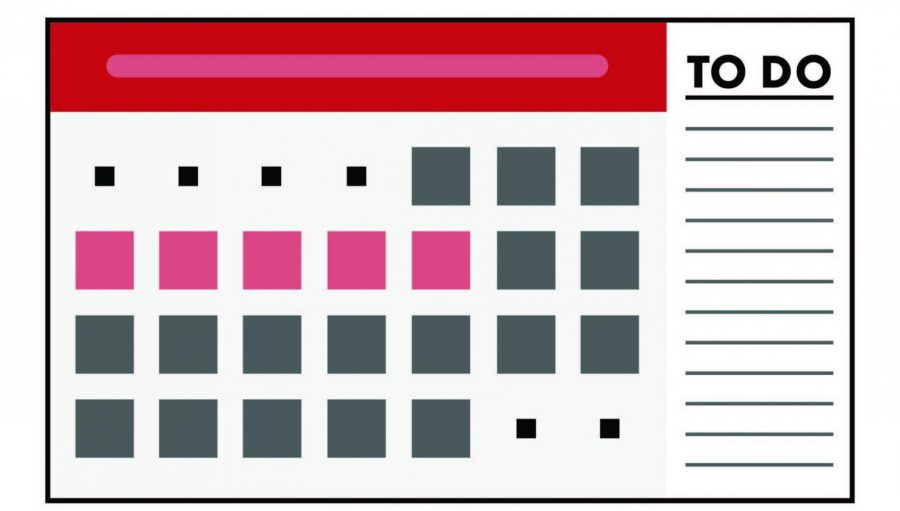 graphic of a calendar and to-do list