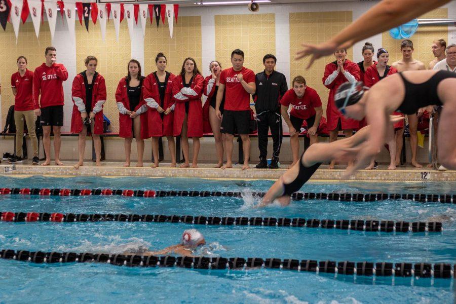 Women's Swimming Meet