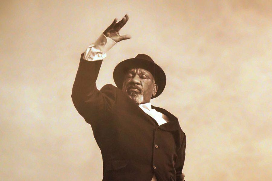 Donald Byrd dancing